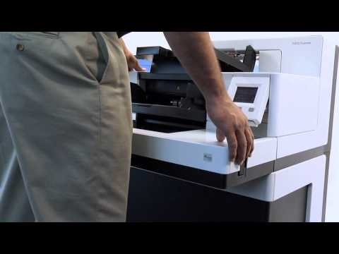 Kodak i5800 Scanner - Height Adjustable Preview
