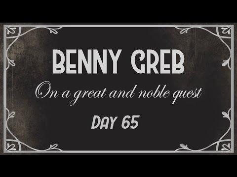 Benny Greb: Still Working.  DAY 65