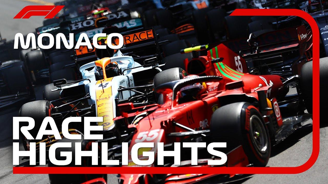 Race Highlights | 2021 Monaco Grand Prix