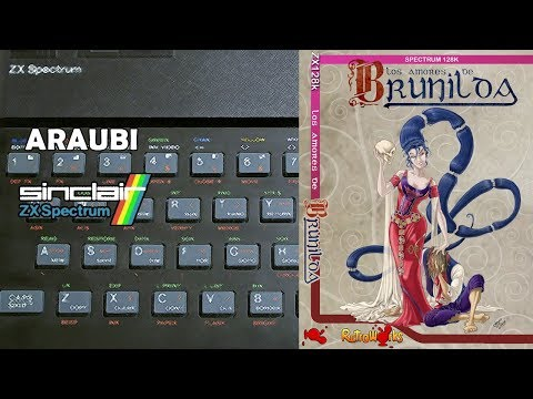 Los Amores de Brunilda (Retroworks, 2013) Spectrum [005] Walkthrough Comentado