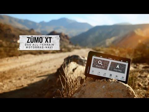Garmin zūmo® XT -  Für jedes Abenteuer bereit