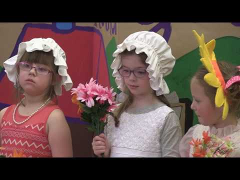 Mother Goose play at Village School of North Benn. -  3/10/17