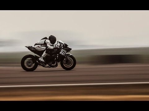 Kawasaki H2R 200-mph Review
