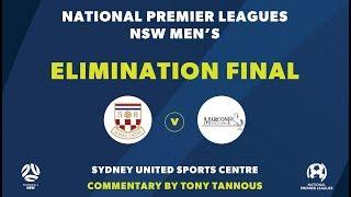 NPL NSW, Elimination Final, Sydney United 58 FC v Marconi Stallions FC #NPLNSW