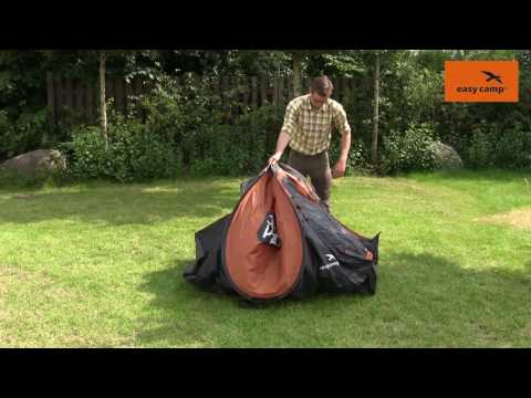 Guide to pitch and pack a small pop up tent  | Just Add People