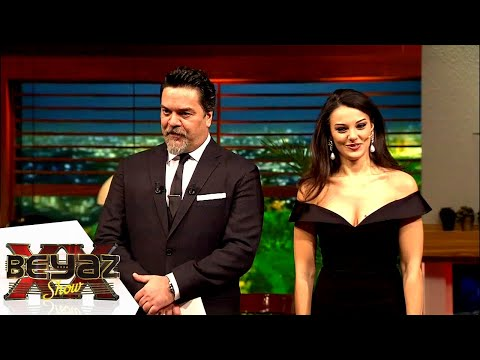Güzel Oyuncu Tuvana Türkay! - Beyaz Show
