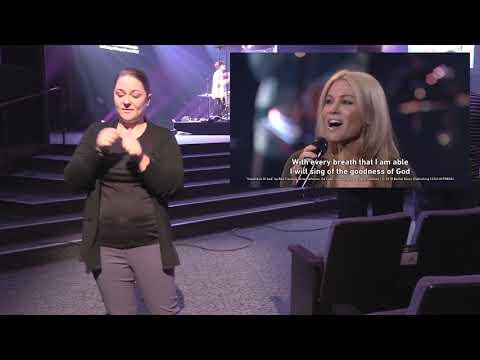 Gateway Church Live  Fish Tales by Pastor Josh Morris  ASL