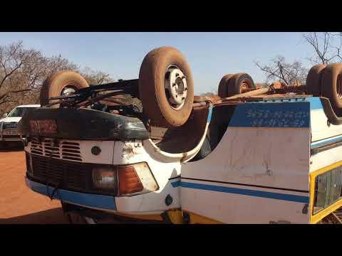 Bezirksapostel Storck: Unterwegs in Burkina Faso und Niger