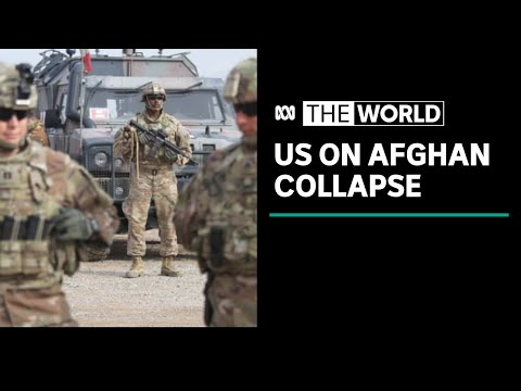 US defence officials blame Taliban-Trump deal for Afghan collapse    The World