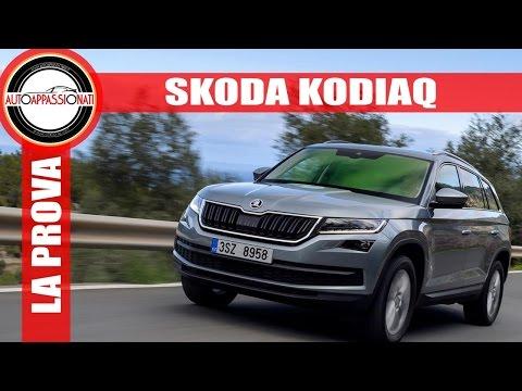 Skoda Kodiaq | Prova su strada in anteprima