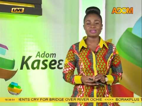 Adom TV News (25-8-16)