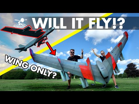 Flying a B52 Wing Without the Plane?!  - UC9zTuyWffK9ckEz1216noAw