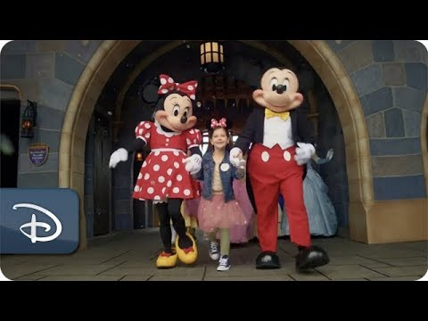 Disney Parks and Make-A-Wish --Stays With You - UCVTomc35agH1SM6kCKzwW_g