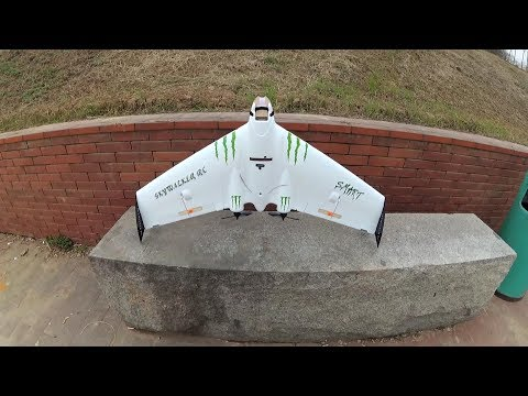 Skywalker Smart Dual Rotor FPV Wing Maiden Test Flight - UCsFctXdFnbeoKpLefdEloEQ
