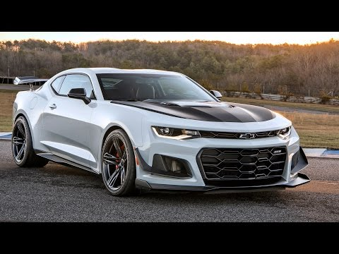 2018 Chevrolet Camaro ZL1 1LE ? Most Track-Capable Camaro Ever