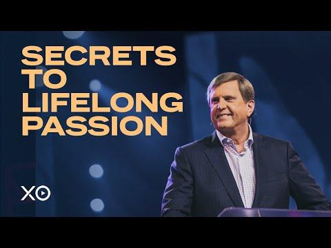 Secrets to Lifelong Passion  Jimmy Evans