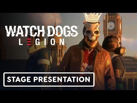 Watch Dogs: Legion Full Gameplay Reveal Presentation - E3 2019 - UCKy1dAqELo0zrOtPkf0eTMw