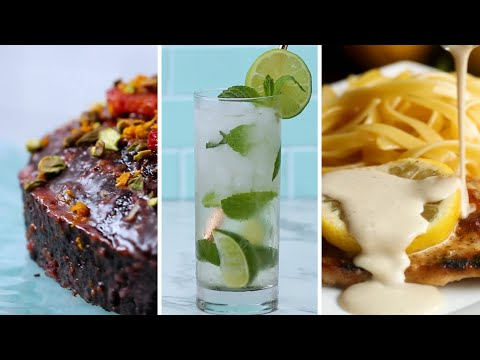 Bright and Fruity Citrus Recipes for Summer ? Tasty Recipes