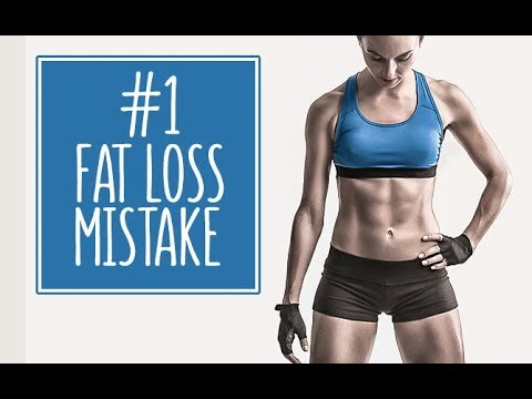#1 Biggest Fat Loss Mistake (STOP THIS NOW!!)