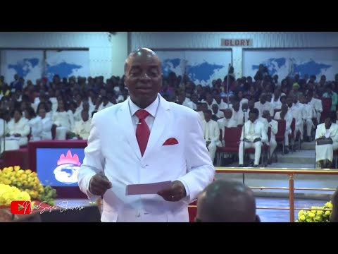 Bishop Oyedepo  Prophetic Words Of Blessing at Covenant Day Of Vengeance