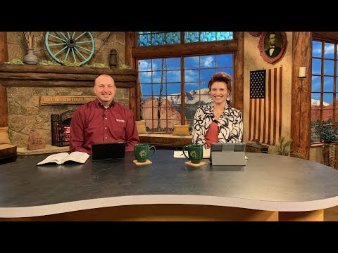 Charis Daily Live Bible Study: Mike Pickett - June 4, 2020