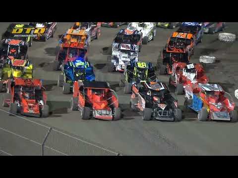 Mohawk International Raceway | DIRTcar 358-Modified Series Feature Highlights | 8/30/21 - dirt track racing video image