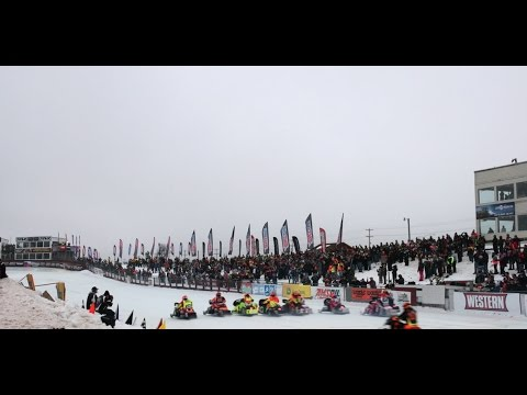 2017 World Championship Snowmobile Derby Overview
