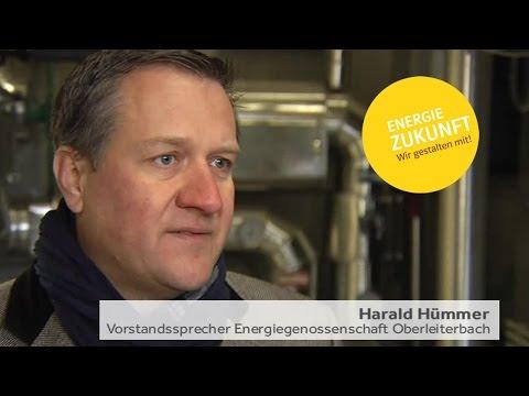 Bürgerenergiepreis Oberfranken 2016: Bioenergiedorf
