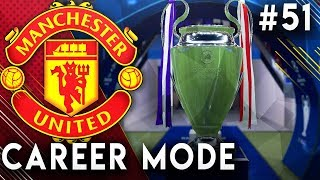 FIFA 19 Manchester United Career Mode EP51 - Champions League Final!! Series Finale!!
