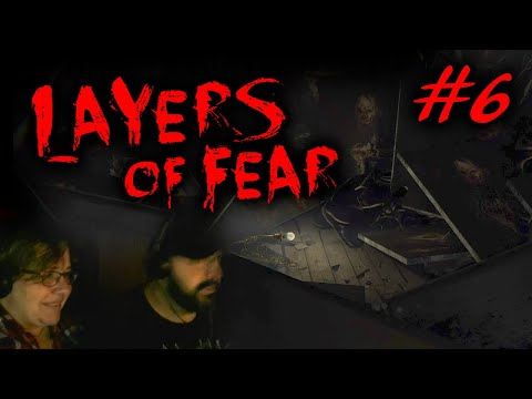 Layers of Fear (Español) (PS4) - Parte 6 - Revelación (Final)