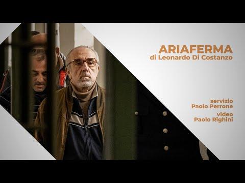 ARIAFERMA di Leonardo Di Costanzo / VENEZIA 78 / Recensione