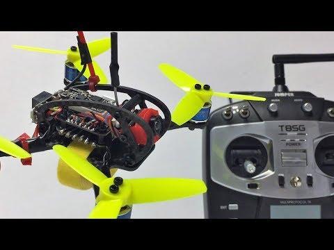 Innov 120 120mm brushless fpv racer DIY kit - Part 2 - Set Up - UC9l2p3EeqAQxO0e-NaZPCpA