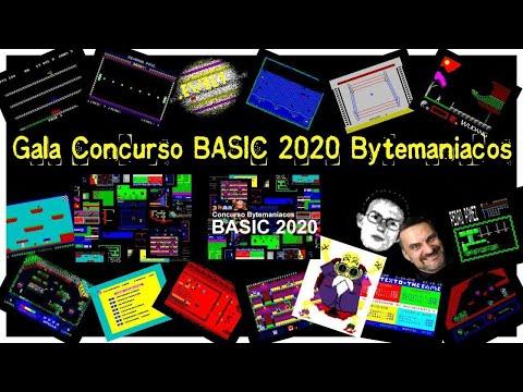 Gala Concurso Basic 2020 Bytemaniacos