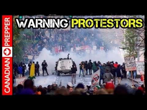 A Message to Protestors: The Shocking Truth