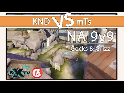 eXtv/EVLTV Live: UGC Plat S16 GRAND FINAL 2 - KND vs mTs