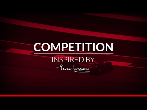 Competition – Inspired by Enzo Ferrari