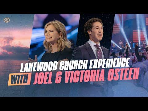 Lakewood Church Service  Joel Osteen Live  Sunday 8:30am