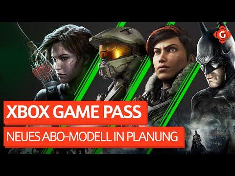 Neues ABO-Modell für den XBOX GAME PASS! PS4 Pro geht in den Ruhestand! | GW-NEWS 22.12