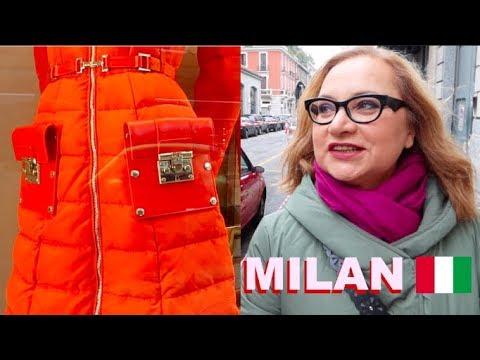 Милан, шоппинг — насмотренность, аутлет и мода для «сумасшедших»