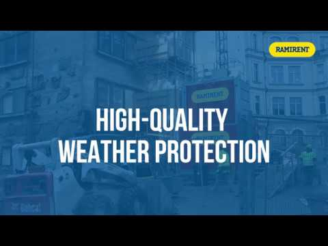 Ramirent - High Quality Weather Protection