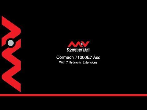 Mv Commercial Cormach 71000 E7