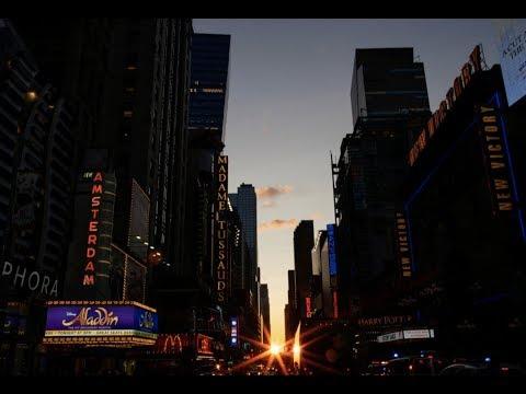 Breaking Massive BLACKOUT Cripples New York City (Manhattan)