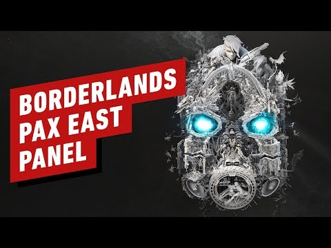 Gearbox PAX East Stream + Borderlands 3 Reveal? - IGN Live - UCKy1dAqELo0zrOtPkf0eTMw