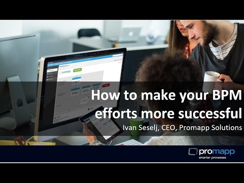 How to make your BPM efforts more successful