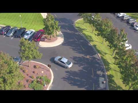 AutonomouStuff self-driving car at NXP