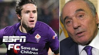 EXCLUSIVE: Juventus target Federico Chiesa won't be 'my Roberto Baggio' - Rocco Commisso | Serie A