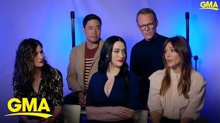 'WandaVision' cast explains the inspiration behind the upcoming Disney+ series
