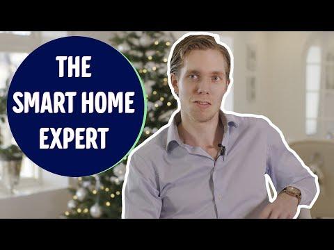 Smarte Hjem - Se smarthjemsekspertens eget hjem og alle de smarte produktene