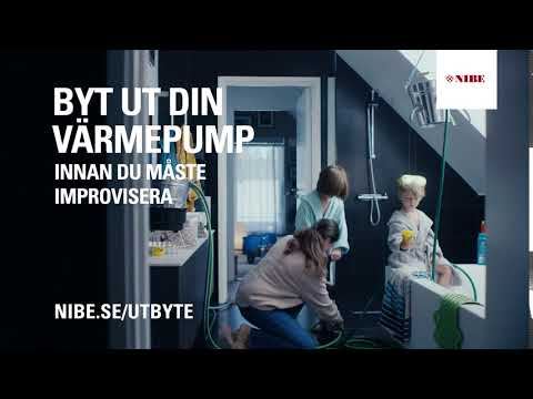 NIBE Spring Campaign Bumper ad