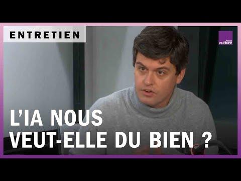 Vidéo de Gaspard Koenig